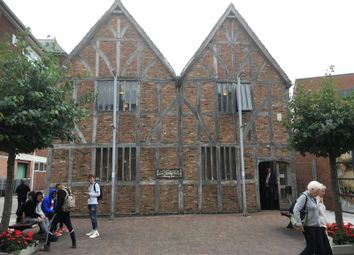 Thumbnail Leisure/hospitality for sale in Pescod Hall, Pescod Square, Boston, Lincolnshire