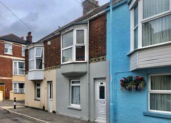 Hardwick Street, Weymouth DT4. 2 bed terraced house