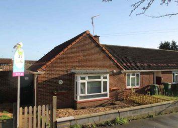 Thumbnail 1 bed semi-detached bungalow for sale in Hurstwood Avenue, Erith