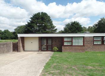Thumbnail 3 bed semi-detached bungalow for sale in Allington Lane, Southampton