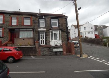Thumbnail 2 bed end terrace house to rent in Penmain Street, Porth