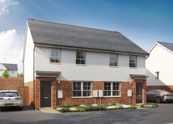 "Thumbnail 3 bed end terrace house for sale in ""Maidstone"" at Godwell Lane, Ivybridge"