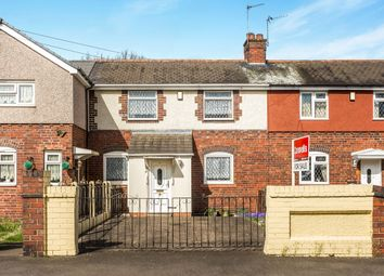 Thumbnail 2 bedroom terraced house for sale in Sherwood Avenue, Tipton