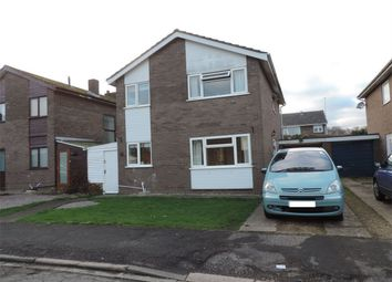 Thumbnail 4 bedroom detached house to rent in Westbourne Park, Bourne, Lincolnshire