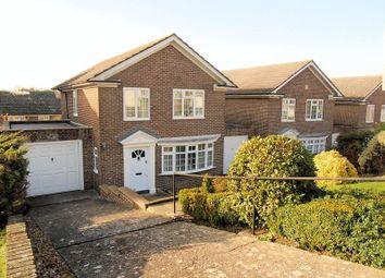 Thumbnail 4 bed link-detached house for sale in Greenbanks Gardens, Wallington, Fareham