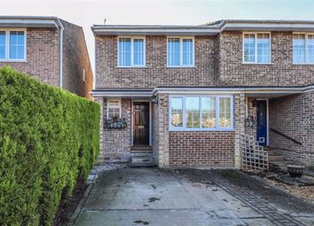 Thumbnail 3 bed end terrace house for sale in Tanners Crescent, Hertford, Herts