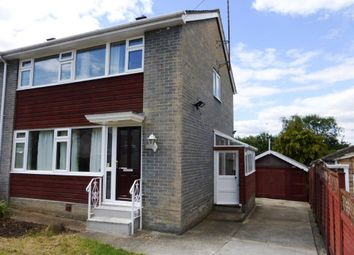 Thumbnail 3 bed semi-detached house to rent in Hardens Mead, Chippenham