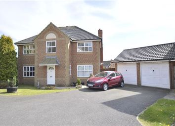 Thumbnail 4 bedroom detached house for sale in Whittlewood Close, St. Leonards-On-Sea