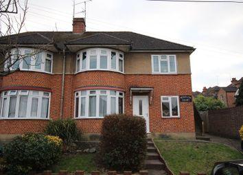 Thumbnail 2 bed maisonette to rent in Rosslyn Avenue, East Barnet, East Barnet