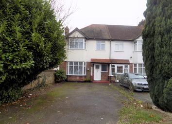 Thumbnail 3 bed end terrace house for sale in Crawley Road, Enfield