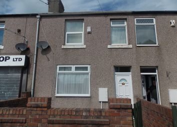 Thumbnail 2 bedroom terraced house to rent in Castle Terrace, Ashington