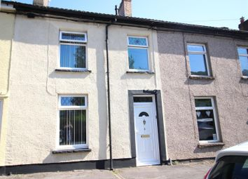 Thumbnail 2 bed terraced house for sale in Graig View, Risca, Newport