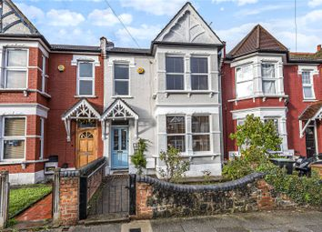 Thumbnail 3 bed terraced house for sale in Melbourne Avenue, Palmers Green, London