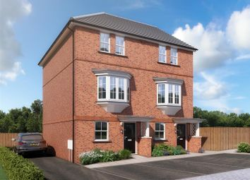 Cales Reach, Dykes Way, Wincanton BA9. 3 bed town house for sale