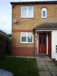 Thumbnail 2 bed end terrace house to rent in Dolver Close, Corby