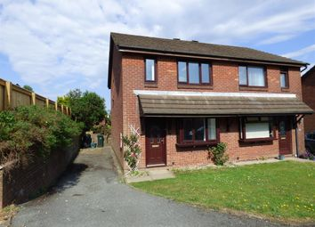 Thumbnail 3 bed semi-detached house to rent in Shelley Road, Priory Park, Haverfordwest