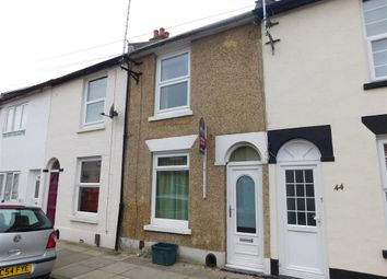 Thumbnail 2 bed terraced house for sale in Southsea