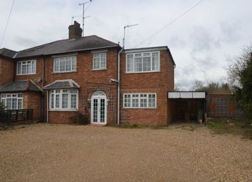 Thumbnail 3 bed semi-detached house for sale in Newport Road, New Bradwell, Milton Keynes