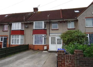 Thumbnail 3 bedroom terraced house for sale in Congreve Road, Broadwater, Worthing
