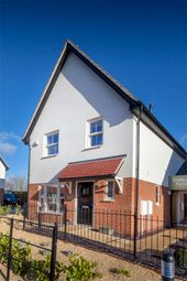 Thumbnail 3 bed semi-detached house for sale in The Sidings, Mendlesham