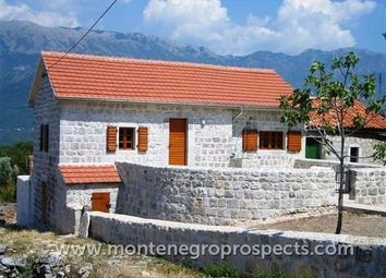 Thumbnail 3 bed villa for sale in Grbalj, Montenegro