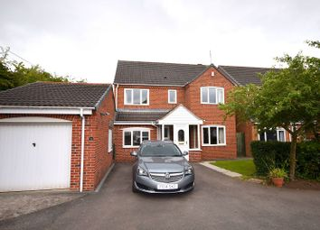 Thumbnail 4 bedroom detached house to rent in Kings Mills Lane, Weston-On-Trent, Derby
