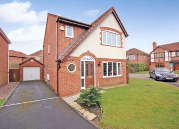 Thumbnail 3 bed detached house for sale in 12 Cromwell Way, Preston