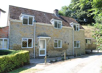 Thumbnail 3 bed link-detached house for sale in West Milton, Bridport, Dorset