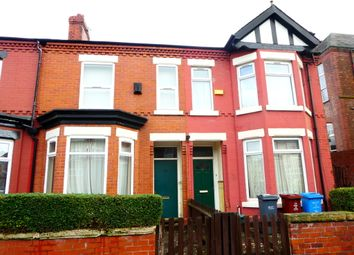 Thumbnail 4 bedroom terraced house to rent in Monton Street, Rusholme, Manchester