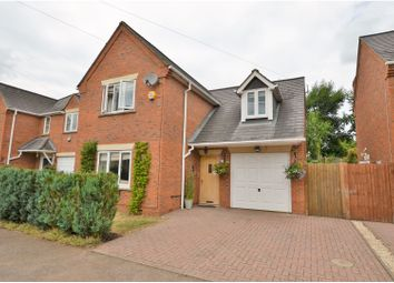 Thumbnail 4 bed detached house for sale in Partridge Close, Charwelton, Daventry
