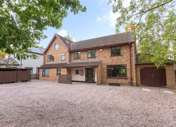 Thumbnail 5 bed detached house for sale in Common Lane, Culcheth, Warrington, Cheshire