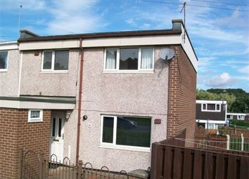 Thumbnail 3 bed terraced house to rent in Badger Road, Woodhouse, Sheffield