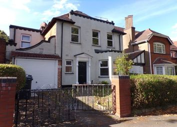 Thumbnail 4 bed property to rent in Stanmore Road, Birmingham