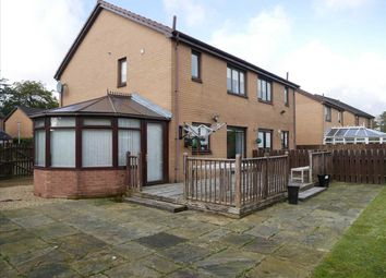 Thumbnail 3 bedroom semi-detached house for sale in Blairdenon Drive, Cumbernauld, Glasgow