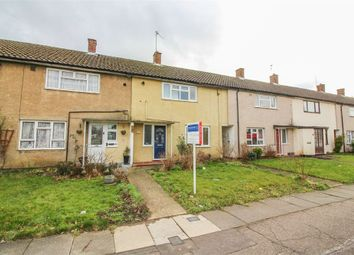 Thumbnail 2 bed terraced house for sale in Long Ley, Harlow, Essex