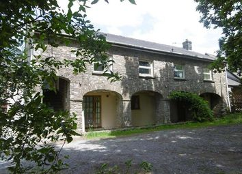 Thumbnail 3 bed detached house for sale in The Mews, Llandeilo, Carmarthenshire