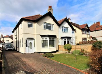 Thumbnail 5 bed semi-detached house for sale in Roumania Drive, Llandudno