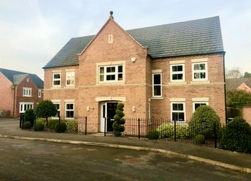 Thumbnail 5 bedroom detached house for sale in Lothian Way, Greylees, Sleaford