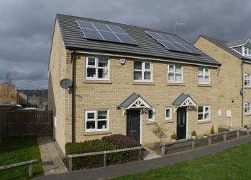 Thumbnail 3 bed semi-detached house for sale in Pattinson Drive, Ryton