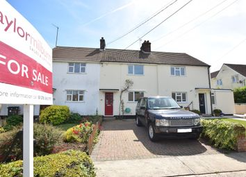 Thumbnail 3 bed terraced house for sale in Shalford Road, Braintree, Essex
