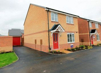 Thumbnail 4 bed detached house for sale in Hurricane Close, Stafford