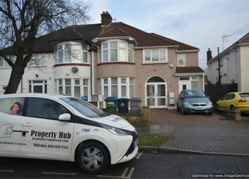 Thumbnail 5 bed semi-detached house to rent in East Lane, Wembley, Greater London