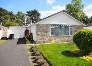 Thumbnail 2 bed bungalow for sale in Sarum Avenue, West Moors, Dorset