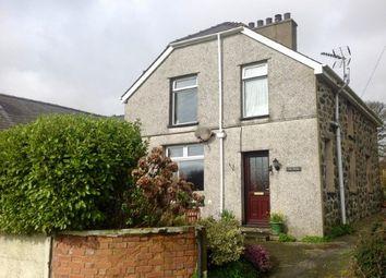 Thumbnail 3 bed link-detached house for sale in Llangybi, ., Pwllheli, Gwynedd