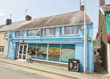 Thumbnail Retail premises for sale in 142 Prendergast, Haverfordwest