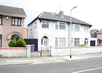 3 bed semi-detached house for sale in Talbotville Road, Liverpool L13