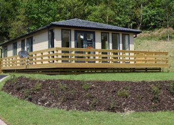 Thumbnail 3 bed bungalow for sale in Conwy Lodge Park, Trefriw Road, Conwy