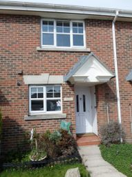 Thumbnail 2 bed terraced house to rent in Smallmouth Close, Wyke Regis, Weymouth, Dorset