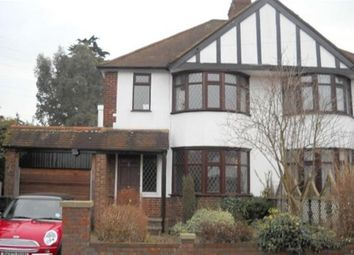 Thumbnail 5 bed property for sale in Carisbrooke Avenue, Bexley
