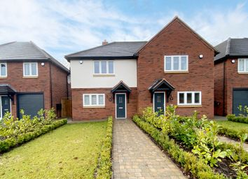 Thumbnail 3 bed semi-detached house for sale in Berry Gardens, Main Road, Meriden, Coventry
